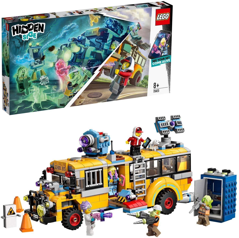 LEGO 70423 Hidden Side Spezialbus Geisterschreck 3000 (689 Teile) mit Augmented Reality Funktionen / 27,13€ mit Gutschein