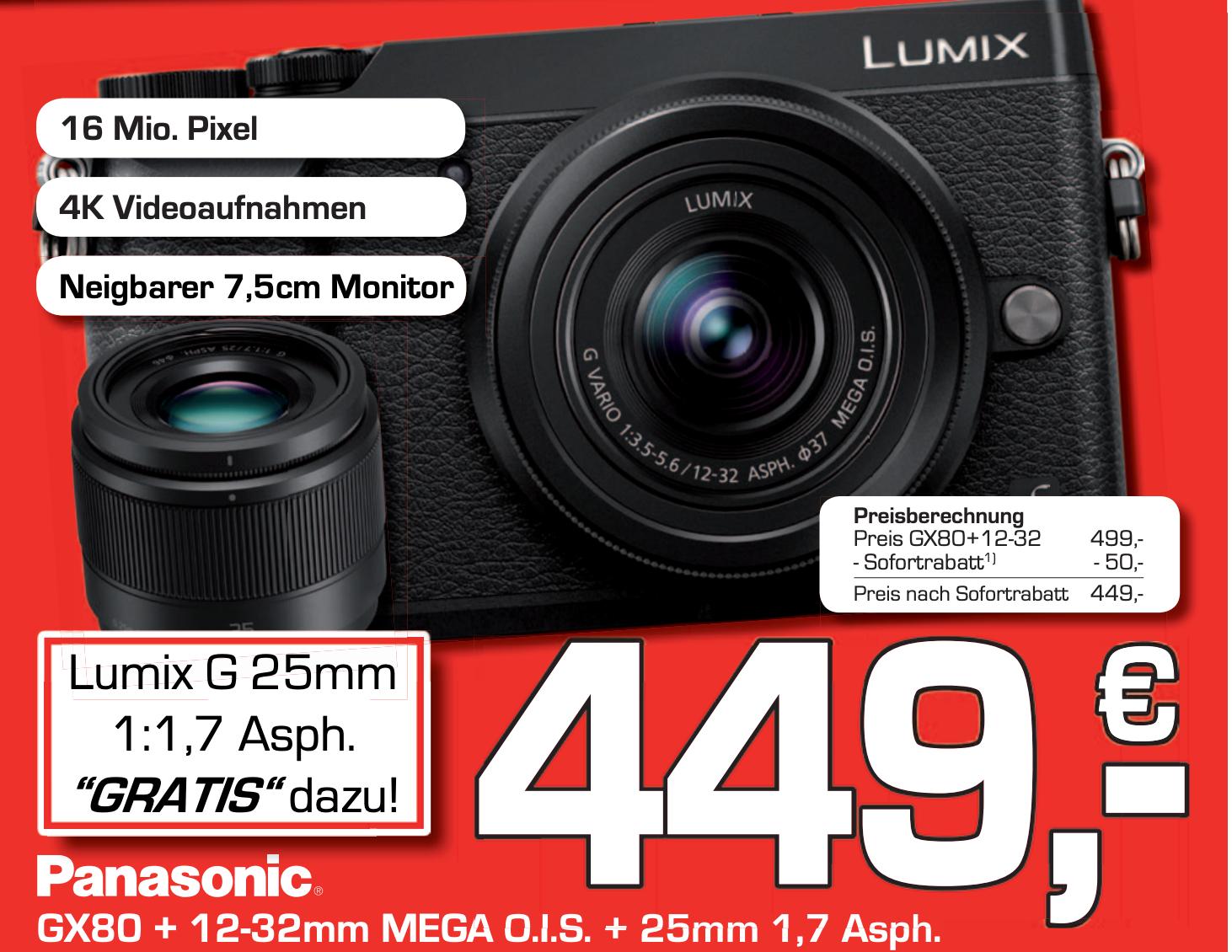 [Foto Gregor] Lumix GX80 + 12-32mm + 25mm 1,7 Asph.