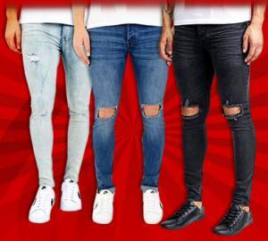 BRAVE SOUL Verschiedene Jeans für je 12,12€ + 3,95€ VSK (7 Varianten verfügbar) [SportSpar]