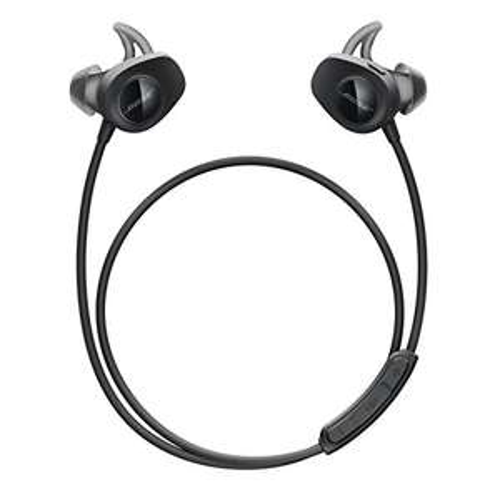 Bose SoundSport, kabellose Sport-Earbuds, (schweißresistente Bluetooth-Kopfhörer zum Joggen) [Amazon]