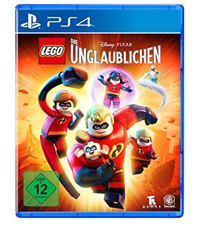 LEGO Die Unglaublichen (PS4) für 15,12€ (Amazon Prime)