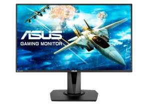 Asus VG278Q - Full-HD Gaming Monitor (1 ms Reaktionszeit, FreeSync, 144 Hz)