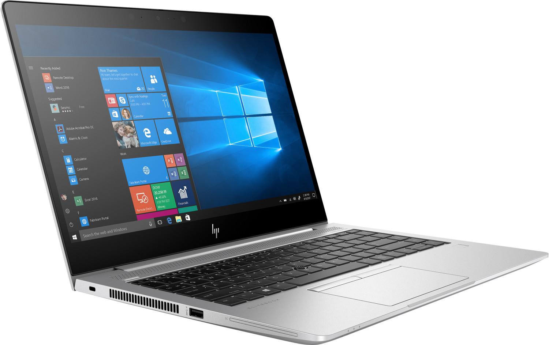 "HP EliteBook 840 G6 (14"", IPS, Touch, FHD, 950cd/m², i5-8265U, 8GB RAM, 256GB PCIe SSD + 32GB Optane, LTE, TB3, 50Wh, Win10 Pro, 1.48kg)"