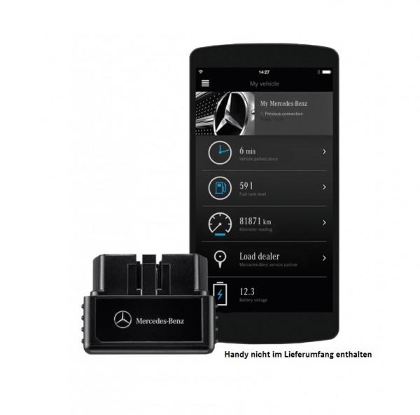 Mercedes me Adapter - kostenlose Nachrüstung bis zum 31.12.2020