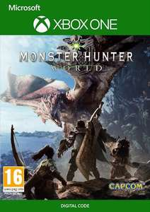 Monster Hunter World (Xbox One Digital Code) für 11,26€ (CDkeys VPN UK)