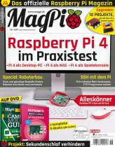 [CHIP] 20 MagPi-Ausgaben kostenlos: Raspberry-Pi-Magazine gratis zum Download