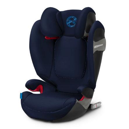 cybex GOLD Kindersitz Solution S-Fix Indigo Blue
