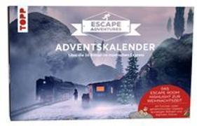 """TOPP Escape Adventures Adventskalender 2020 (Vorbesteller) + Buch """"Power-Fitness zu Hause"""""""