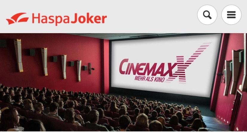 [Lokal Hamburg HaspaJoker] Gratis 2D-Kinobesuch im CinemaxX