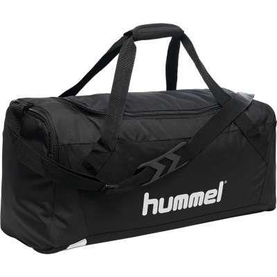 Hummel Core Sports BagGrau & Schwarz melange (S & M) [SportSpar]