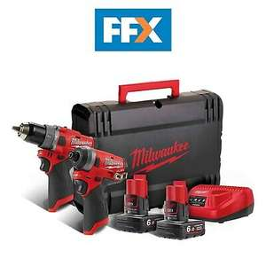 Milwaukee M12 FFP2A-602X FUEL (Versand aus UK)