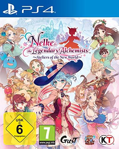 Nelke & the Legendary Alchemists: Ateliers of the New World (PS4) für 7,55€ (Amazon Prime & Saturn & Media Markt Abholung)