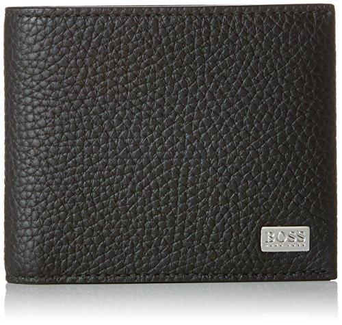 [ amazon ] Sammeldeal: Hugo Boss Herren Geldbörse Portemonnaie Klapp-Geldbörse aus genarbtem italienischem Leder Crosstown_Trifold u.a.