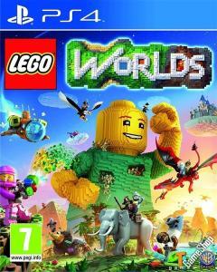 LEGO Worlds (PS4 & Xbox One) für je 14,31€ (Amazon IT)
