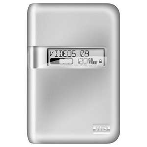 Western Digital My Passport Studio 500GB (Firewire 800 – USB 2.0)