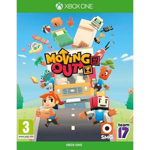 Moving Out (Xbox One) für 16,17€ & (PS4) für 16,61€ (Shop4DE)