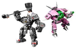 Verschiedene Lego Overwatch Sets im Angebot 75973, 75975, 75972