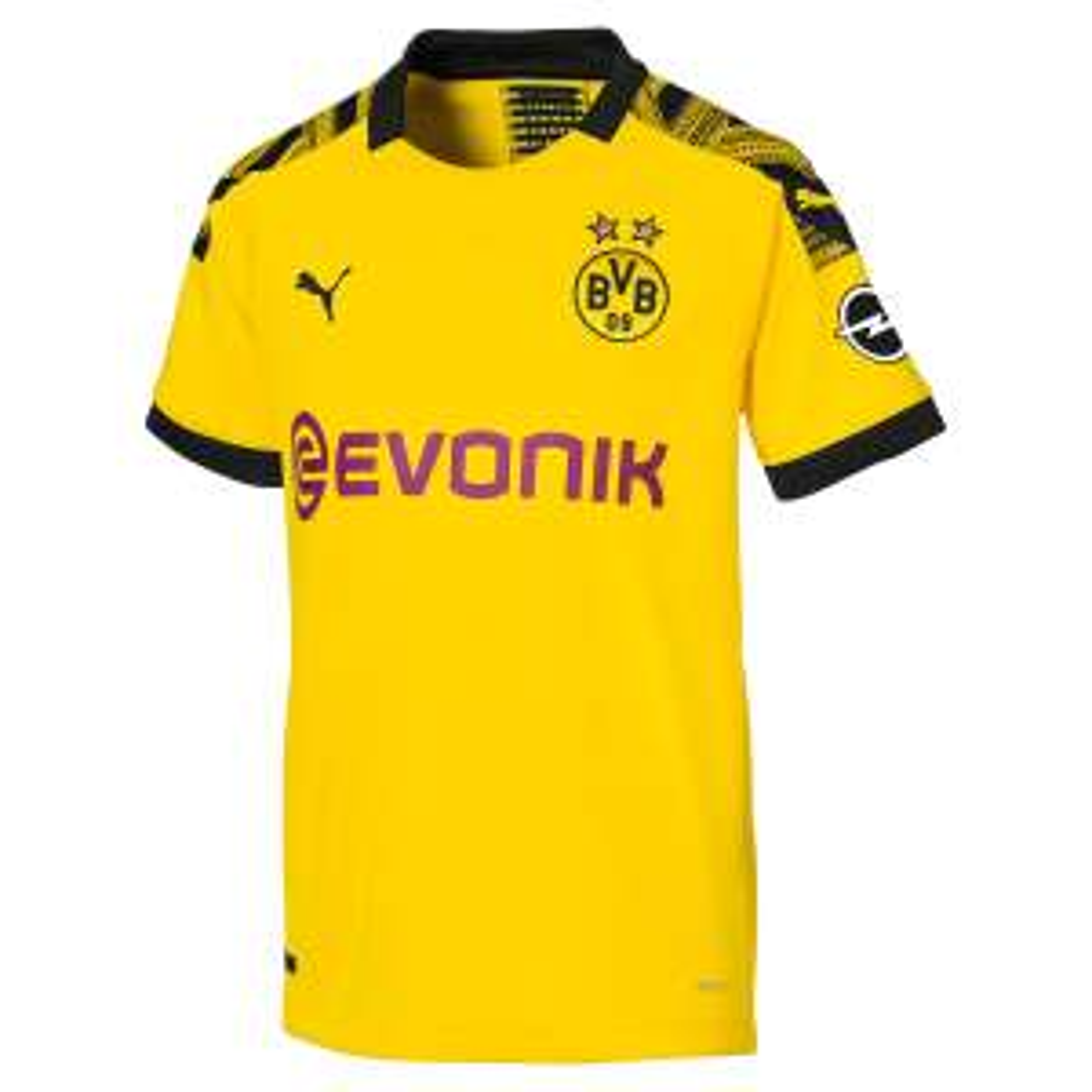 Puma Borussia Dortmund Heimtrikot Saison 19/20 für Herren: Gr. S + XXL für 27,99€ & Gr. M - XL + 3XL für 34,30€ oder 2 für 1