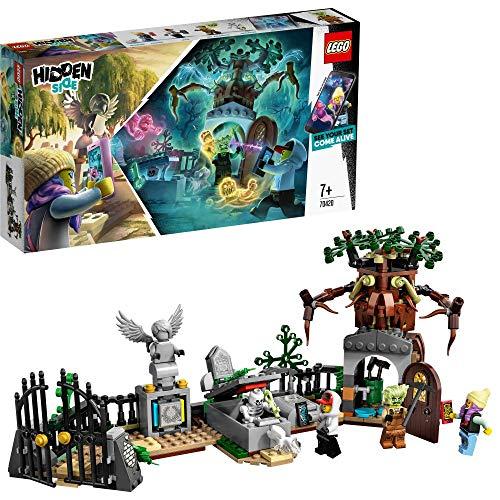 LEGO Hidden Side - Geheimnisvoller Friedhof (70420) für 19,20€ (Amazon ES)