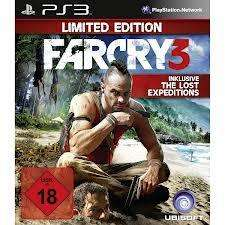 Far Cry 3 Limited Edition für 39,99€ bei Saturn (lokal Kaiserslautern?)