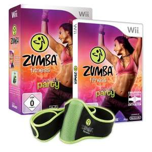 Zumba Fitness - Join the Party - Wii - 22,97€ @Amazon.de