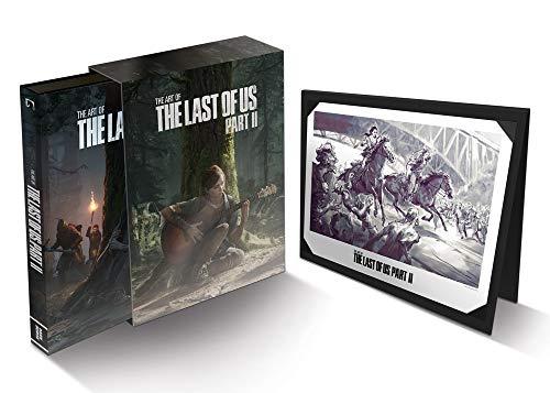 The Last of Us Part 2 - Artbook Deluxe Edition (ohne Spiel!) [Amazon ES]