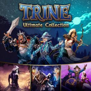 Trine: Ultimate Collection (Switch) für 19,99€ oder für 14,92€ RUS (eShop)