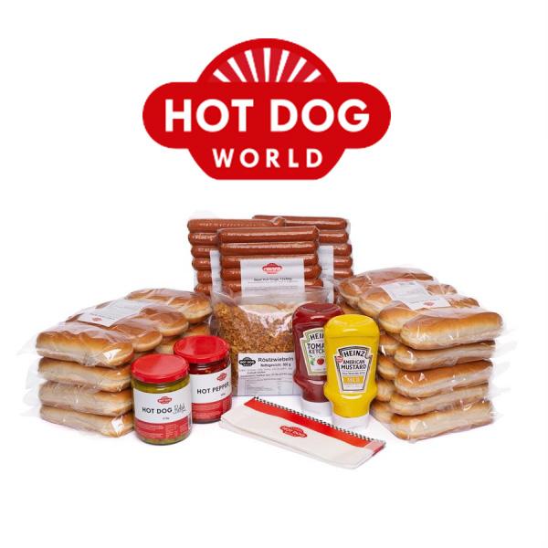 HOT DOG WORLD 5€ Gutschein