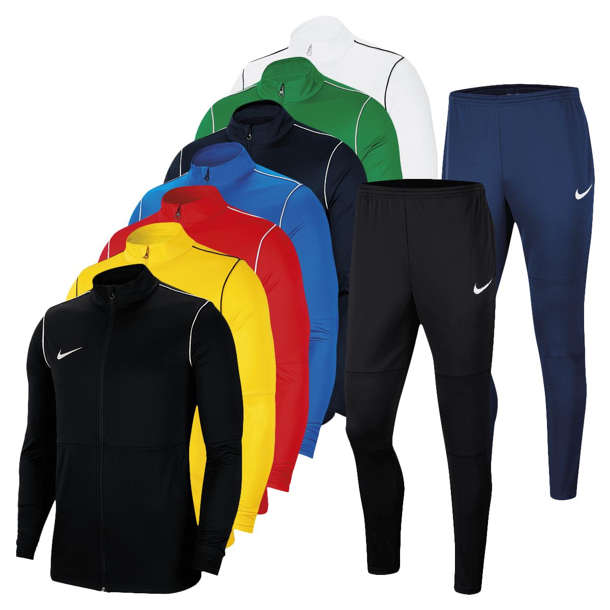 Nike Trainingsanzug Park 20 in vielen Farben - Größen S bis XXL
