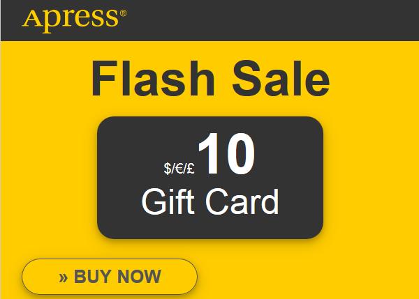 [Apress] 10€ Rabatt ab 20€ Bestellwert (Bücher und eBooks der Kategorie Informationstechnologie)