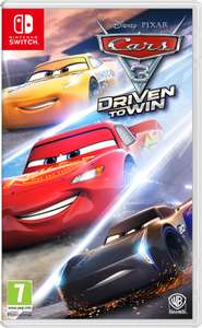 Cars 3: Driven To Win (Switch) für 17,70€ (Amazon IT)