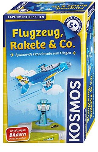 Kosmos Flugzeug, Rakete & Co, Spannende Experimente zum Fliegen, 11 Experimente für 6,37€ (Amazon Prime)