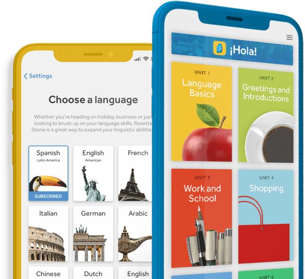 Sprachenlernprogramm Rosetta Stone kostenlos upgraden auf Lifetime Online Account - BEDINGUNG: Offline Produkt im Besitz (CD/ Download)