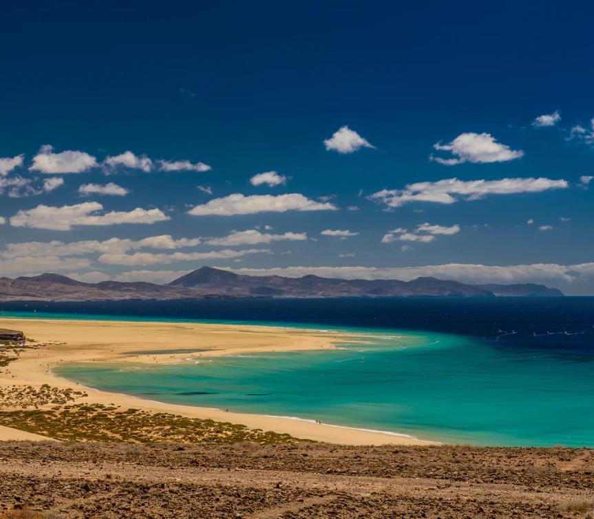 Flüge: Fuerteventura (Nov-Jan) Hin- und Rückflug mit easyJet von Basel ab 27€