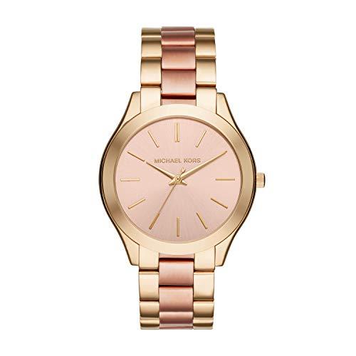 Michael Kors Damen Analog Quarz Uhr Edelstahl Armbanduhr Versand gratis / kostenlos