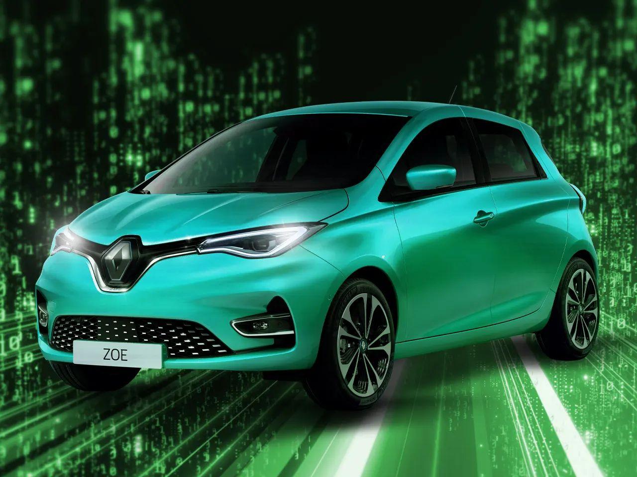 Renault Zoe Leasing eff. Kostenlos zzgl. 210€ Bereitstellung [Gewerbe]