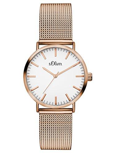 [Sammeltheard] S.Oliver Damenuhr Armbanduhr stark reduziert auf Amazon Versand gratis / kostenlos