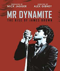 Mr. Dynamite: The Rise Of James Brown (Blu-ray) (Amazon Prime & Saturn Abholung)