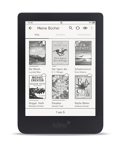 Tolino Shine 3 E-Book Reader
