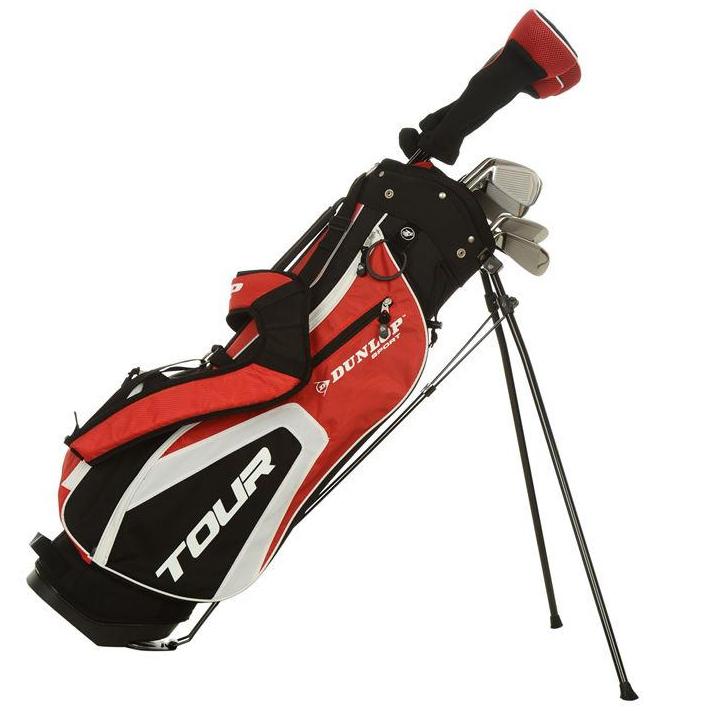 "Dunlop Golf-Set ""TP13 Graphit"" (16-teilig, Rechtshand) [SportSpar]"