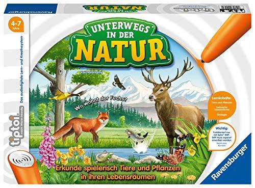 Ravensburger tiptoi - Unterwegs in der Natur Lernspiel für 13,64€ (Amazon Prime & Real Abholung)
