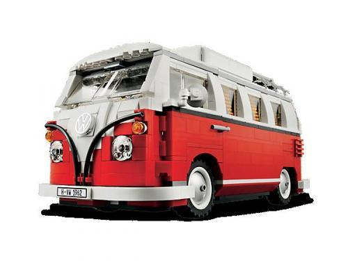 Lego 10220 Volkswagen T1 Campingbus @  amazon.es
