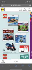 Lego Polybags bei Lidl