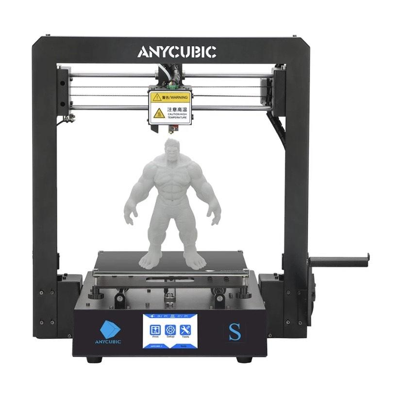 [Aliexpress] 3D Drucker Anycubic Mega S | Versand aus Deutschland