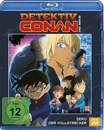 Detektiv Conan - Zero der Vollstrecker (Blu-ray) für 15,74€ (Amazon Prime)
