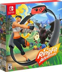 [Nintendo Switch] Ring Fit Adventure Expert sofort lieferbar