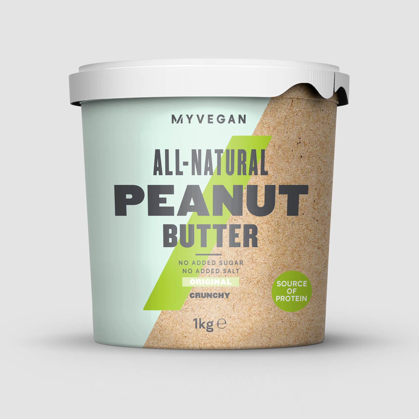 60% auf ausgewählte Artikel bei MyProtein, u.a. 1kg Bio-Erdnussbutter für 5,99€ + VSK bis 50€