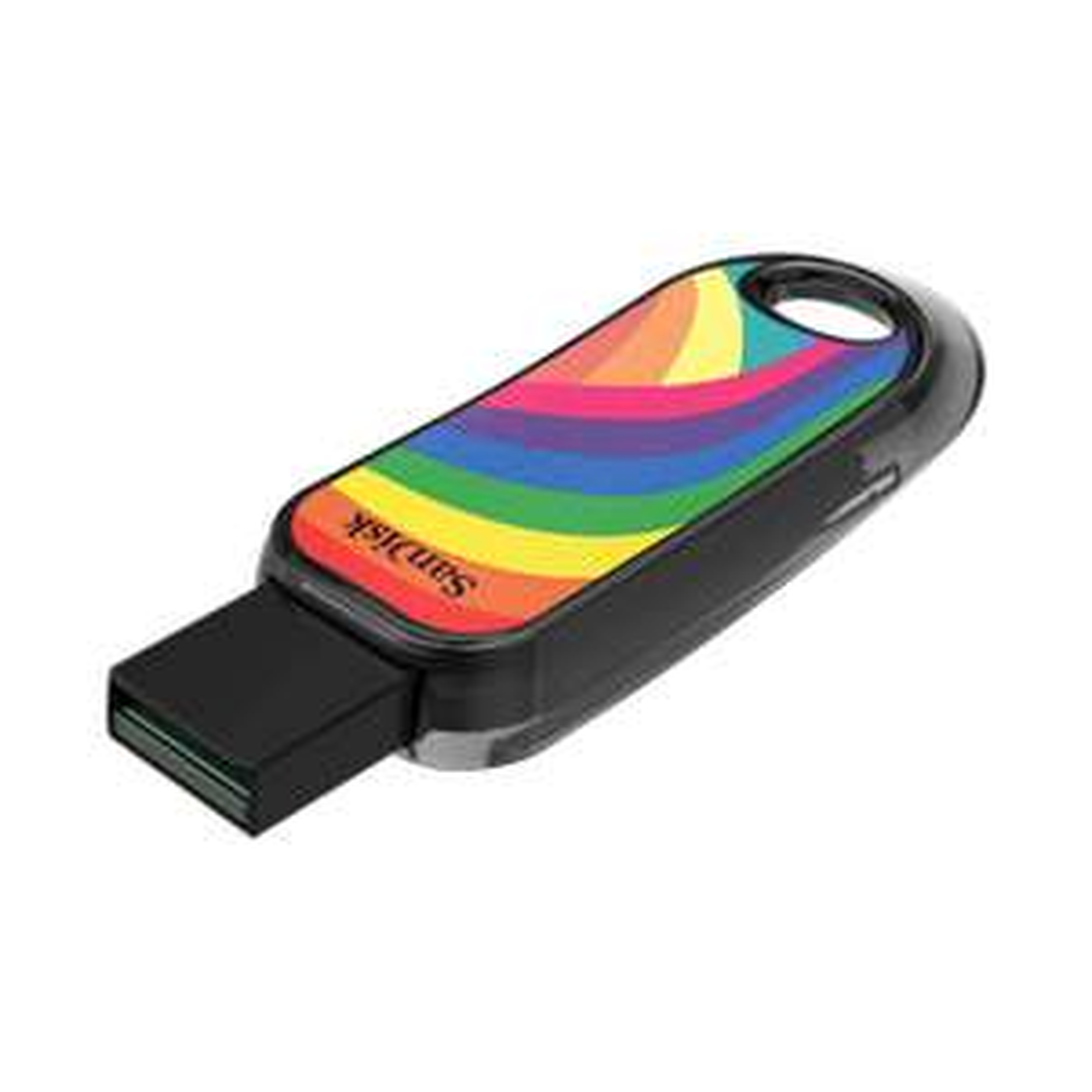 SanDisk Cruzer Snap 128GB Pride | USB-Stick