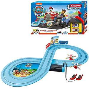 Carrera First Paw Patrol - On the Track Carrerabahn für 23,99€ (Amazon Prime & Müller Abholung)