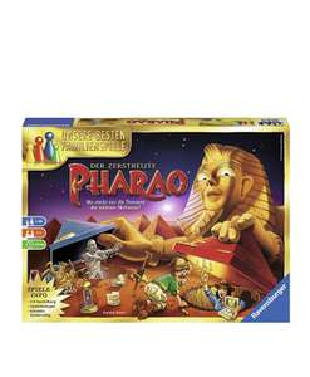 Der zerstreute Pharao (26656) Prime